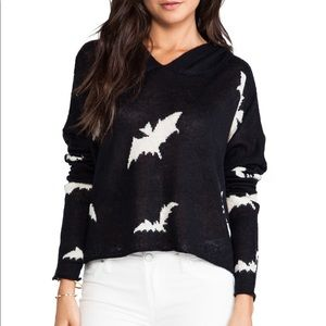wildfox Couture White Label Bat Sweater